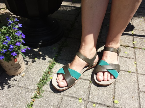 Dauntless Ankle Sandal from KEEN new sandals 2016