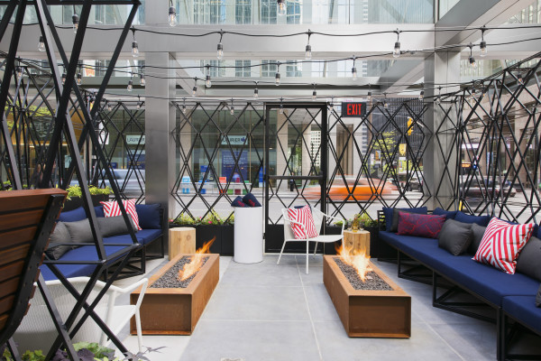 Earls Kitchen and Bar Toronto Patio Relaunch