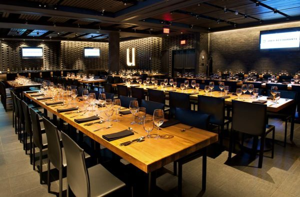 Joey Eaton Centre is one of the best restaurants for Christmas parties in Toronto