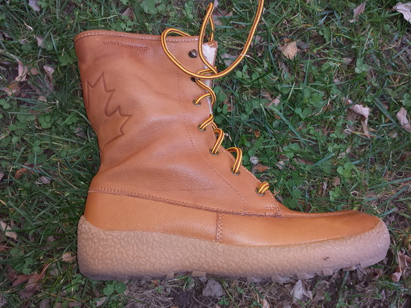 Cheyenne Women's boots by Cougar Boots have a great sole to combat slippery winter weather.