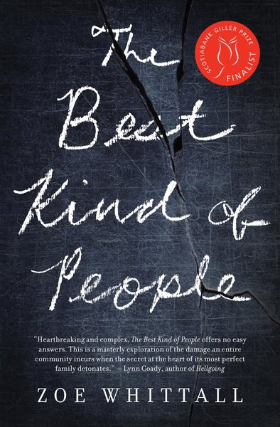 The Best Kind of People by Zoe Whittall