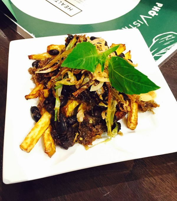 Rutabaga Photine at Pho Vistro Vietnamese Restaurant