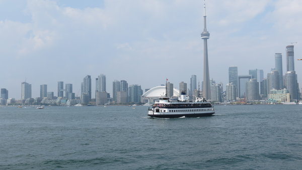 If you're wondering what's open Canada Day in Toronto, Centre Island is scheduled to be open.