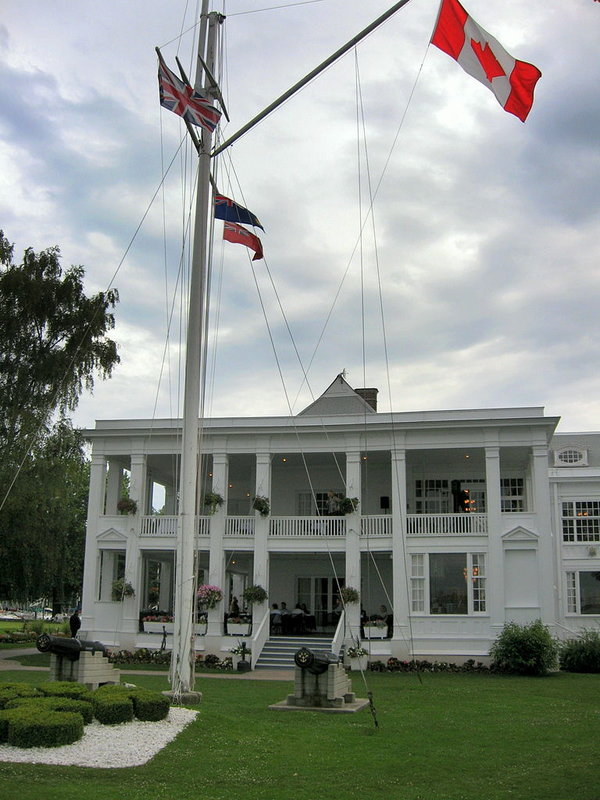 Royal Canadian Yacht Club Island Clubhouse is one of the new buildings open at Doors Open Toronto 2017, By I, Padraic Ryan, CC BY-SA 3.0, https://commons.wikimedia.org/w/index.php?curid=7319158