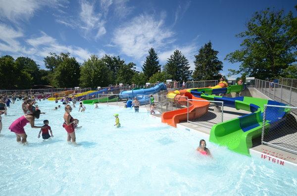 Kids Zone at Wet'n'Wild water park