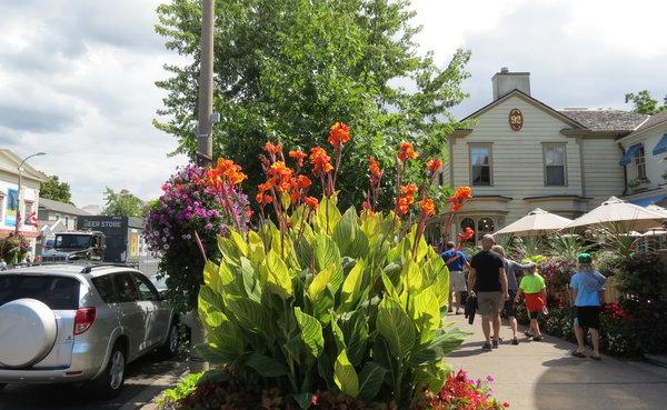 Queen Street, Niagara on the Lake