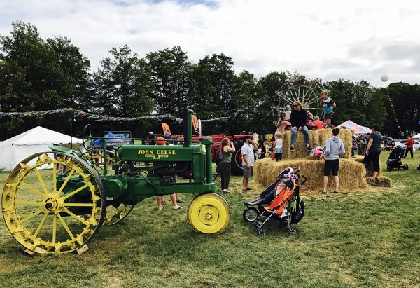 Families play at The Big Feastival