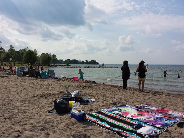 Franklin Beach at Jackson's Point