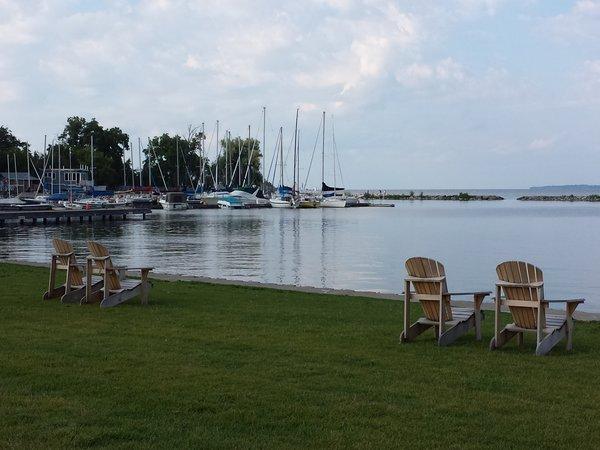 Lakefront at Ramada Resort, Jackson's Point