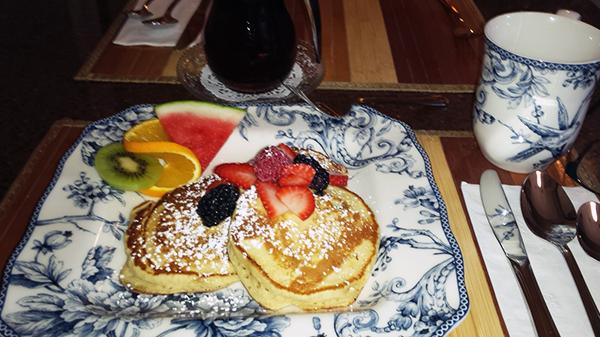 Breakfast at The Gilmour Inn, Ottawa