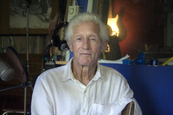 Jimmy Jones, narrator of Toronto Island Stories