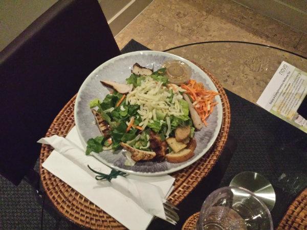Chicken Salad at Novo Spa