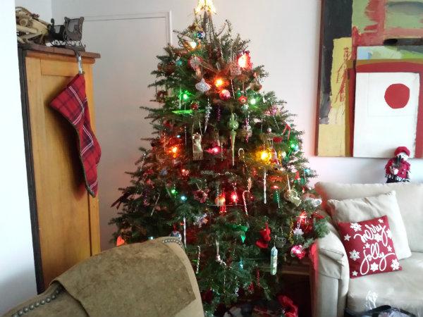 Christmas Tree Dec 2017