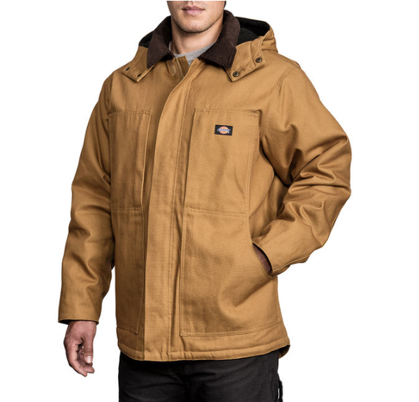 Premium Duck Hooded Jacket from Dickies Canada