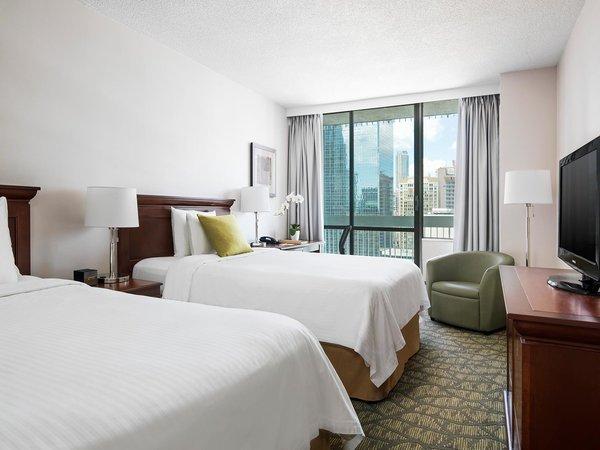 Chelsea Double Room at Chelsea Hotel, Toronto