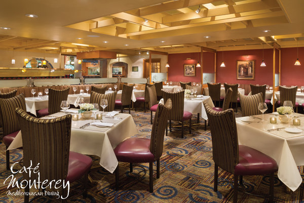 Cafe Monterey at Holiday Inn Toronto Yorkdale
