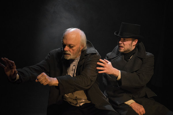 Les Miserables at The Theatre Centre in Toronto, photo courtesy Theatre Smith-Gilmour