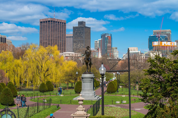 Boston Common is another attraction to visit mentioned in our travel tips for Boston.