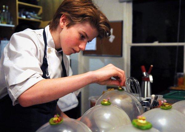 Flynn McGarry in Chef Flynn