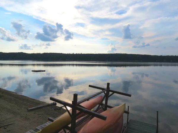 Boshkung Lake, Ontario
