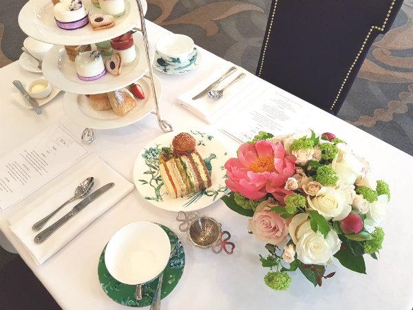 Royal Wedding Afternoon Tea at Omni King Edward Hotel