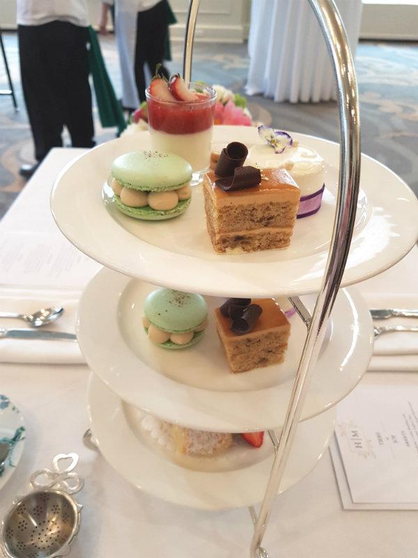 Tiers of Joy Royal Wedding Afternoon Tea at Omni King Edward Hotel