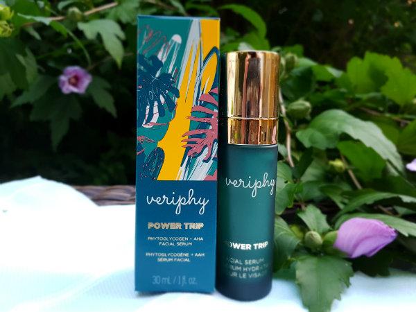 Veriphy Skincare Power Trip Facial Serum