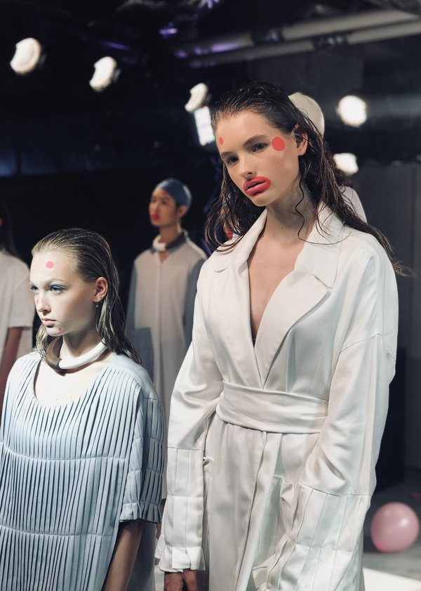 WRKDEPT Coat at Toronto Fashion Week Spring Summer 2019 Preview