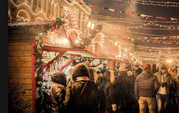Aurora Winter Festival is one of the popular free or cheap Christmas holiday events in Toronto, photo courtesy Aurora Winter Festival