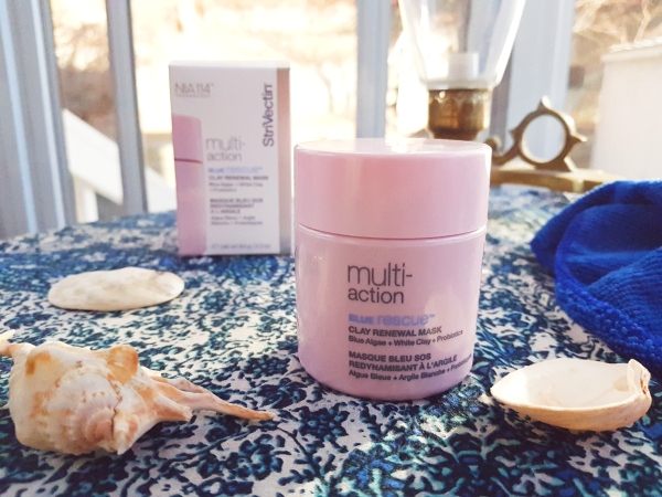 StriVectin Multi Action Blue Rescue Clay Renewal Mask