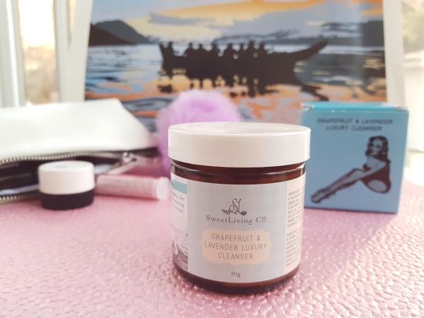 Sweet Living Co. Grapefruit & Lavender Luxury Cleanser