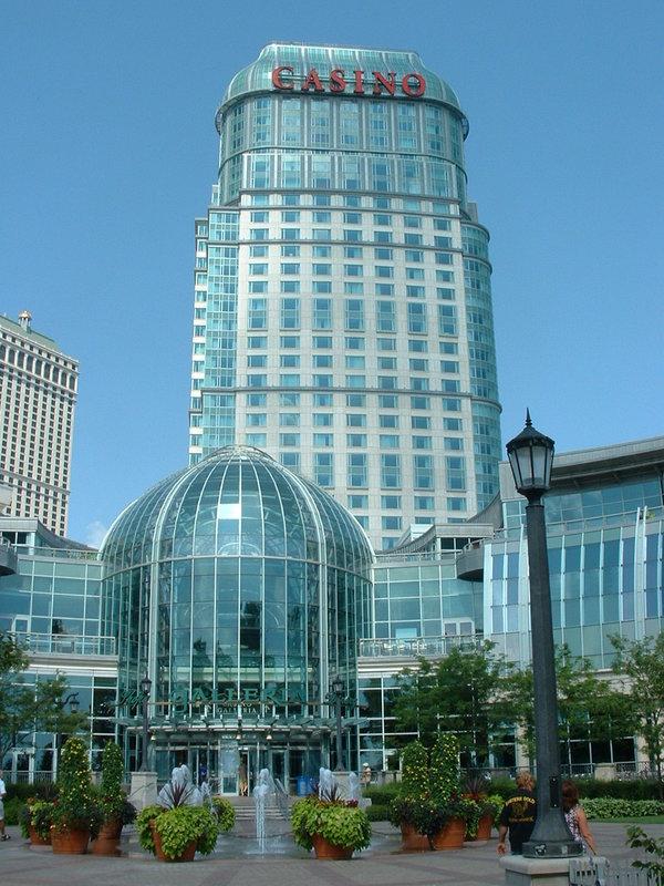 Fallsview Casino, Niagara Falls, Canada
