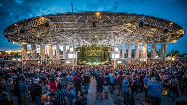 Budweiser Stage, photo Tom Pandi, 2017