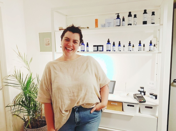Holistic Nutritionist Fran Allen of Province Apothecary Skincare Clinic