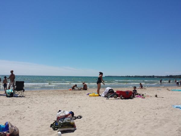 Outlet Beach, Sandbanks, Prince Edward County
