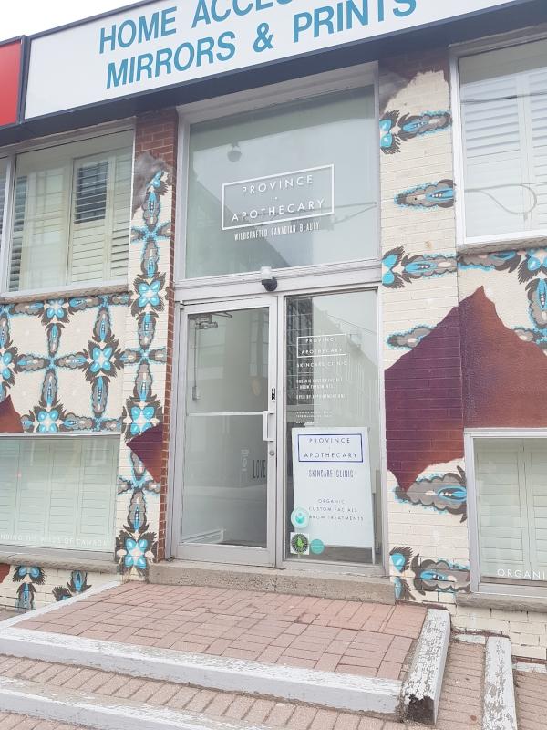 Province Apothecary at 1554 Dundas Street West, Toronto