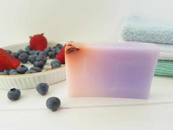 Fruity Pants Vegan Soap from Sudsatorium