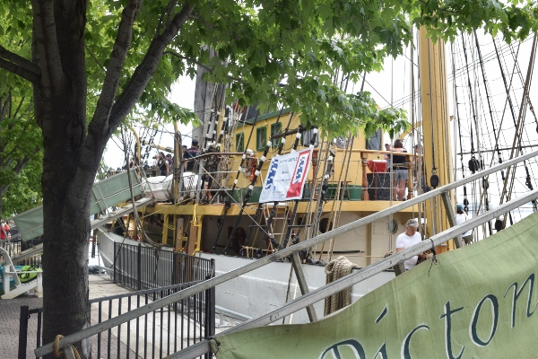 Picton Castle at Redpath Waterfront Festival 2019