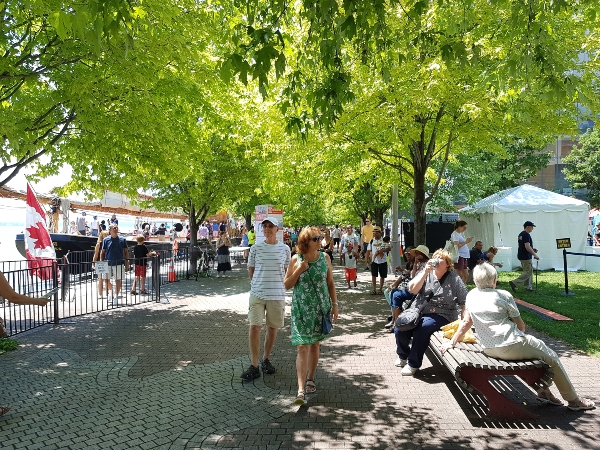 Redpath Waterfront Festival in Toronto 2019