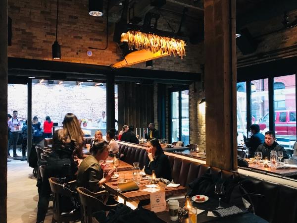 The Parlour, 642 King Street West, Toronto
