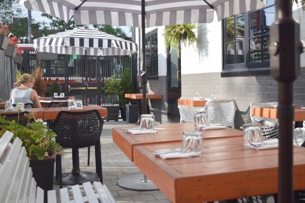 Maple Leaf Tavern on Gerrard St. E., Toronto
