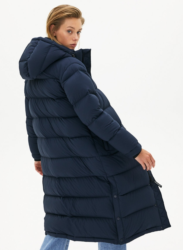 The Super Puff Long Goose Down Puffer Jacket from Tna at Aritzia, $350