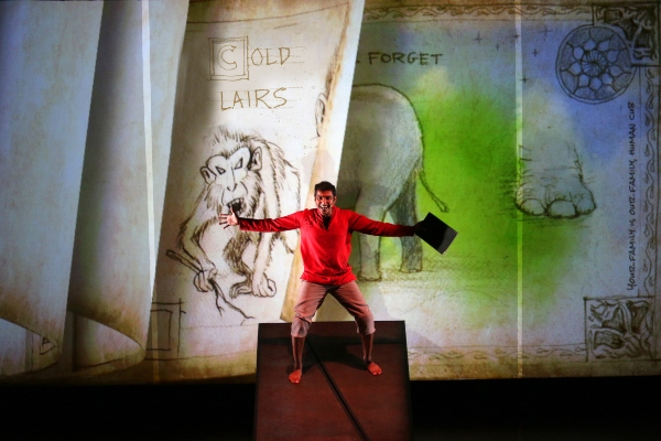 Jungle Book at Young People's Theatre, photo-credit Rick-Miller