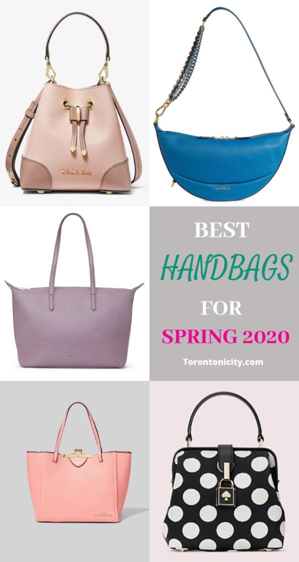 Best Handbags for Spring 2020