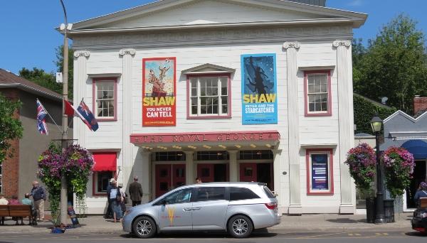 Royal George Theatre hosts Shaw Festival Niagara on the Lake