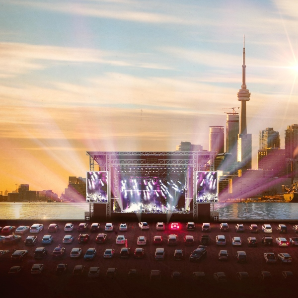 CityView Drive In in Toronto FIN
