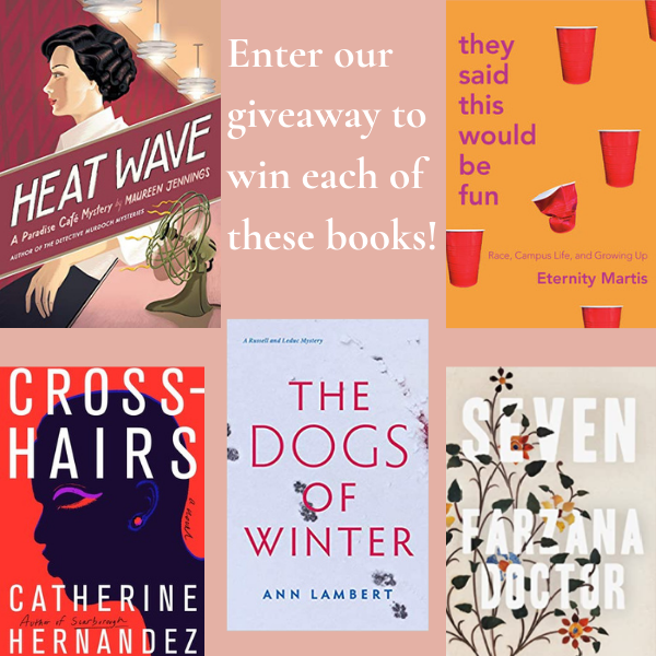 Win each of these books featured at The Word On The Street 2020