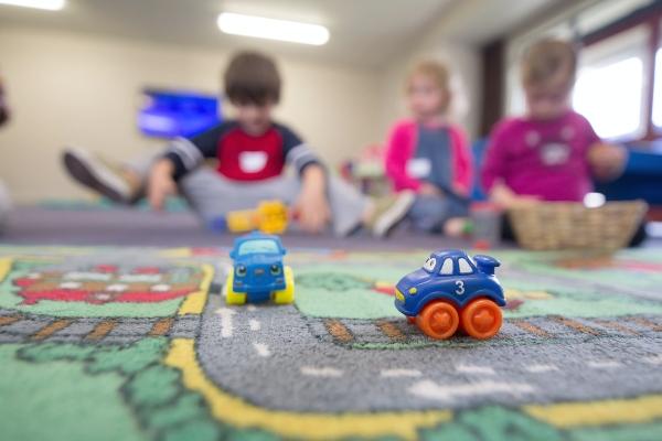 Montessori daycare understands that children learn in different ways, photo bbc-creative-1w20Cysy1cg-unsplash