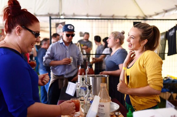 Fall Beefest T.O. takes place at Bandshell Park, Exhibition Place.